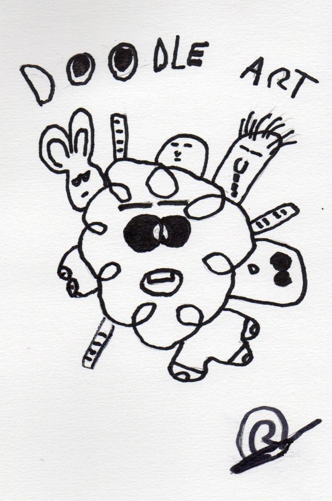 doodle art n°1