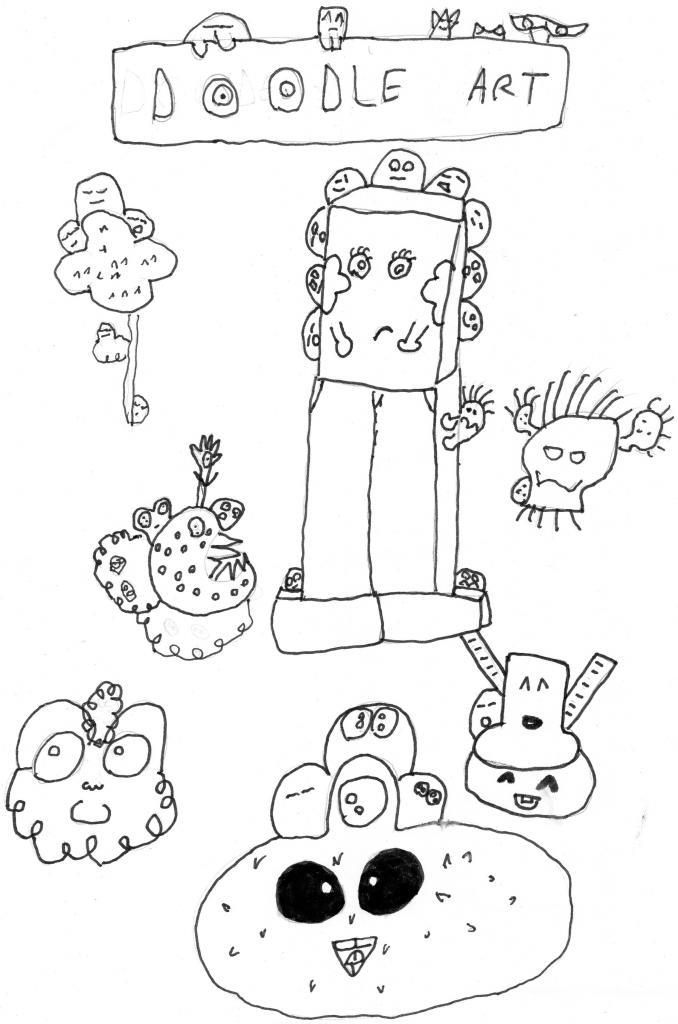 doodle art n°2